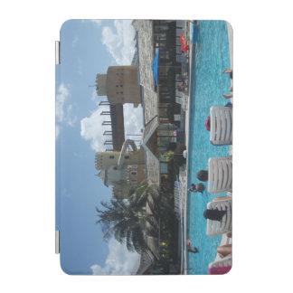日没のビーチリゾート、ジャマイカのiPad Miniケース iPad Miniカバー