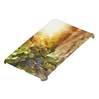 日没のブドウ園 iPad MINIカバー