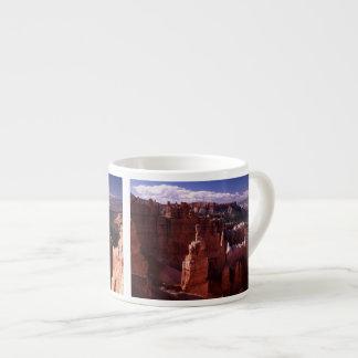 日没のブライス渓谷の国立公園 エスプレッソカップ