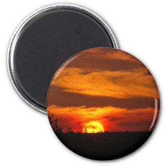 日没のメモ マグネット