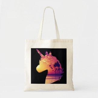 日没のユニコーン トートバッグ
