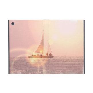 日没のヨット iPad MINI ケース