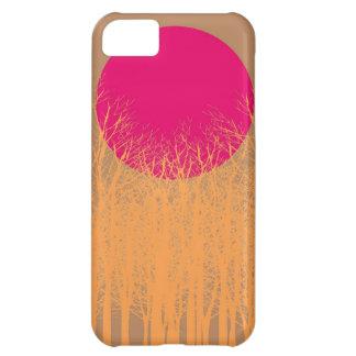 日没のヴィンテージ iPhone5Cケース