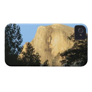 日没の半分のドーム、ヨセミテ国立公園 Case-Mate iPhone 4 ケース