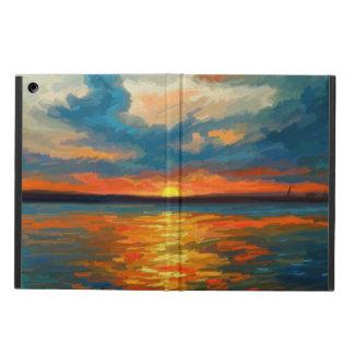 日没の印象 iPad AIRケース