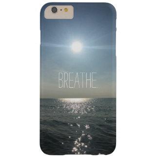 日没の場合を呼吸して下さい BARELY THERE iPhone 6 PLUS ケース