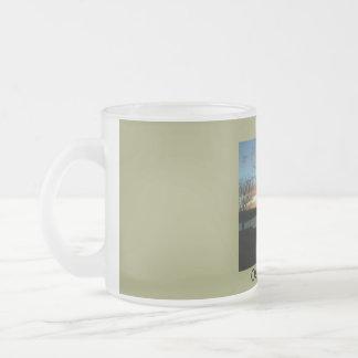 日没の夏 フロストグラスマグカップ