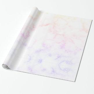 日没の大理石の包装紙、明るいフィルタースタイル ラッピングペーパー