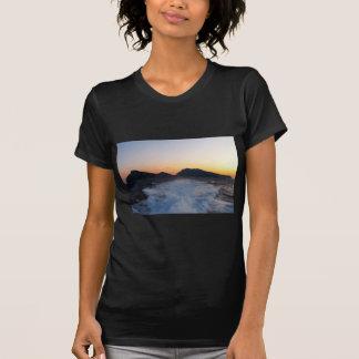 日没の島Capri Tシャツ