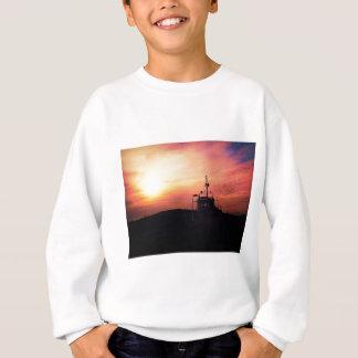 日没の帆 スウェットシャツ