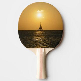 日没の帆 卓球ラケット
