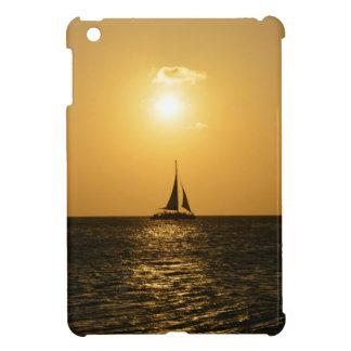日没の帆 iPad MINIカバー