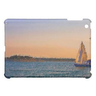 日没の帆 iPad MINI カバー