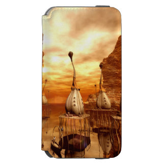 日没の幻想の世界 INCIPIO WATSON™ iPhone 6 ウォレットケース