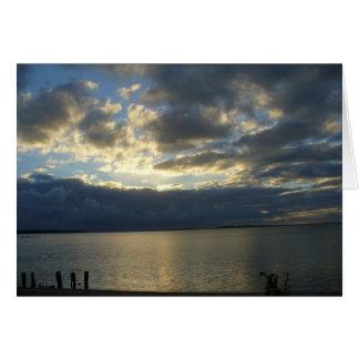 日没の戯曲 グリーティングカード
