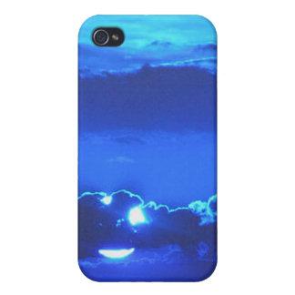 日没の月光 iPhone 4 CASE