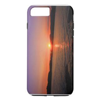 日没の海 iPhone 7 PLUSケース