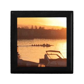 日没の漕艇 ギフトボックス