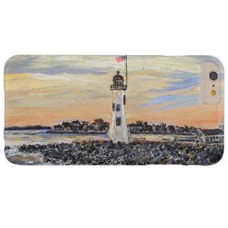 日没の灯台 BARELY THERE iPhone 6 PLUS ケース