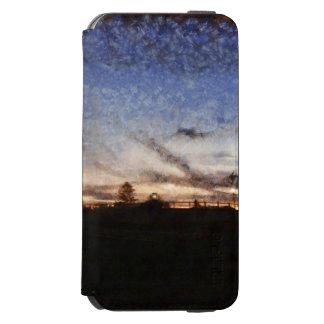 日没の灯台 INCIPIO WATSON™ iPhone 6 ウォレットケース