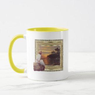 日没の監視人 マグカップ