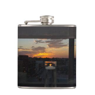 日没の監視 フラスク