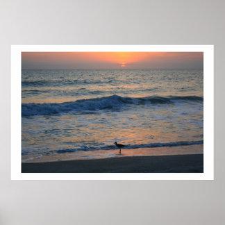 日没の端に ポスター