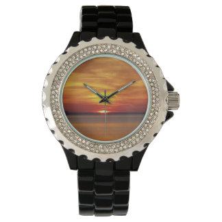 日没の腕時計 腕時計