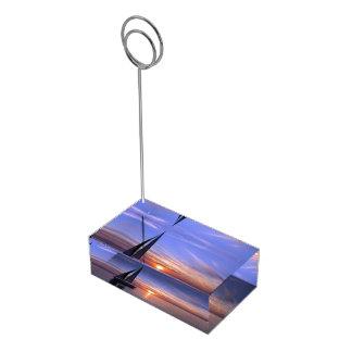 日没の航海 テーブルカードホルダー