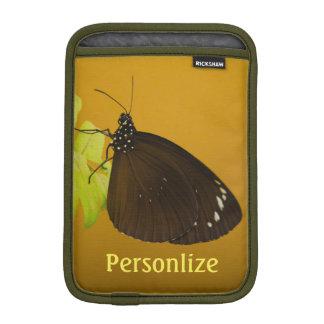 日没の蝶デザイン iPad MINIスリーブ