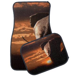 日没の象 カーマット