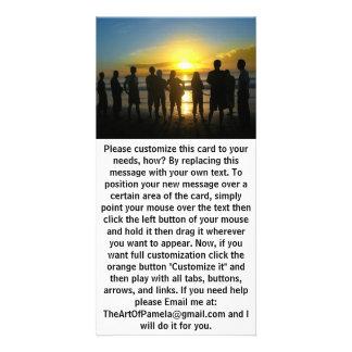 日没の賞賛 カード