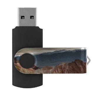日没の金渓谷 USBフラッシュドライブ