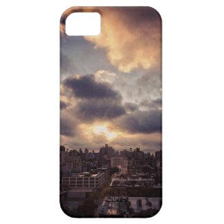 日没の雲 iPhone SE/5/5s ケース