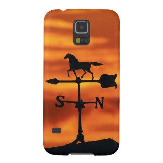 日没の風見鶏 GALAXY S5 ケース
