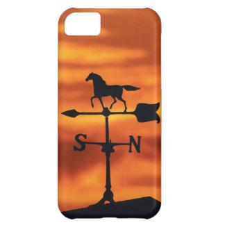日没の風見鶏 iPhone5Cケース