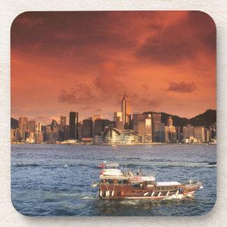 日没の香港港 コースター
