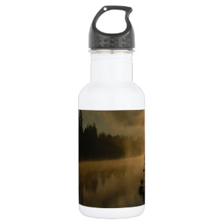 日没の高温多湿の影 ウォーターボトル