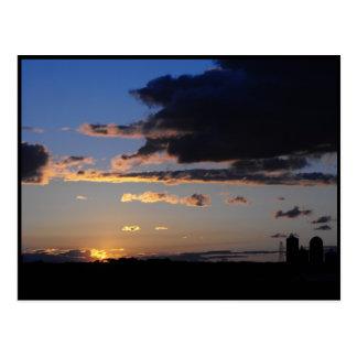 日没の~ 36 ポストカード