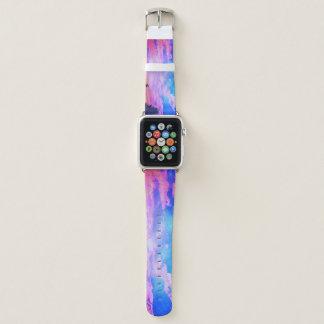 日没のAppleの腕時計 Apple Watchバンド