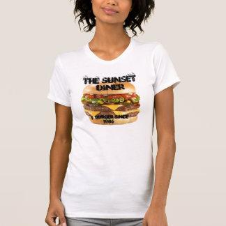 日没のdiner™のオリジナルタンク tシャツ