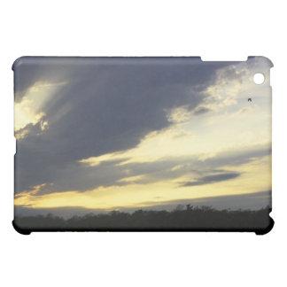 日没のiPadの場合 iPad Miniケース