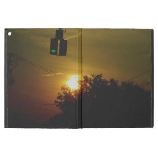 """日没のipadの場合 iPad pro 12.9"""" ケース"""