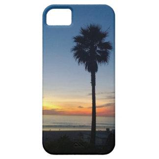 日没のIPhoneの場合のやし iPhone SE/5/5s ケース