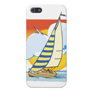 日没のSpinnaker iPhone 5 Cover