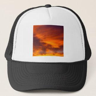 日没のTiggerの空 キャップ
