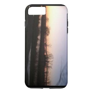 日没公園のiPhone 7のプラスの場合 iPhone 8 Plus/7 Plusケース