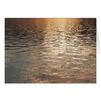 日没水 カード