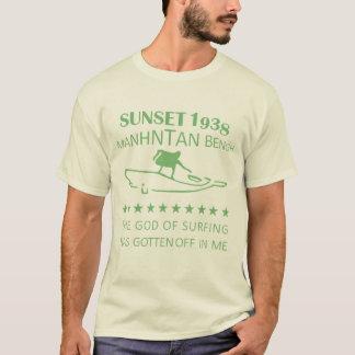 日没1938年 -- Manhntan Bengh Tシャツ