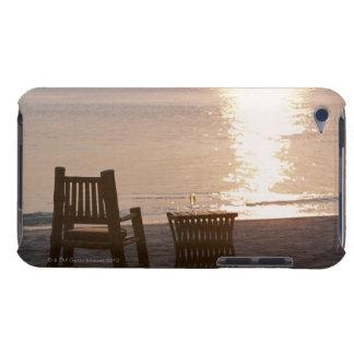 日没2の砂浜 Case-Mate iPod TOUCH ケース